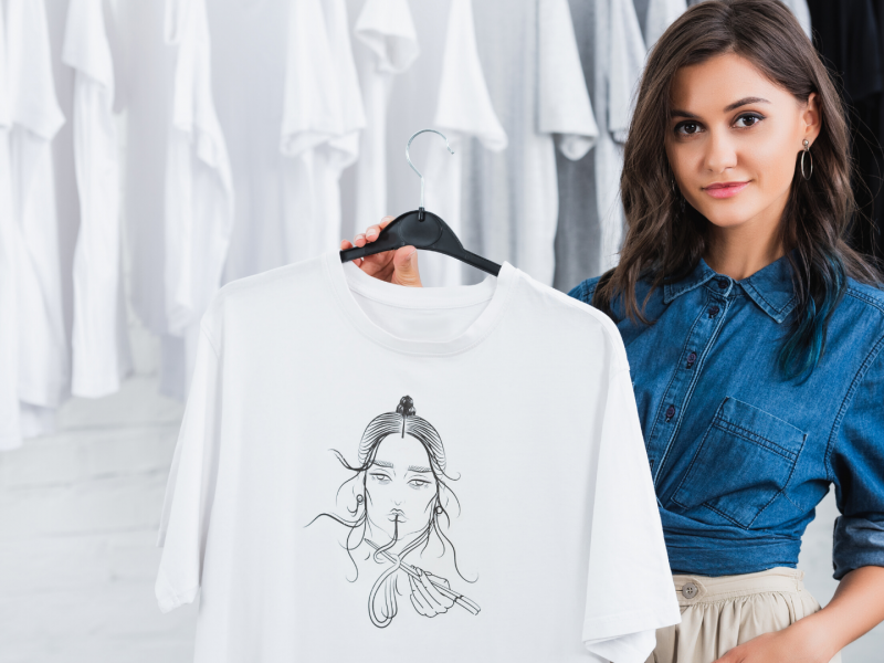 Benefits of screen printing t-shirts for various activities