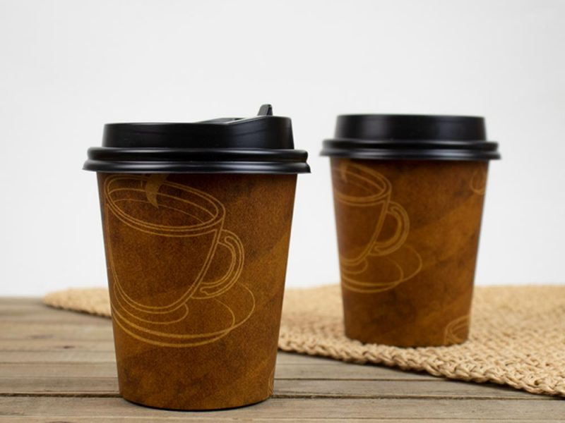 USE PAPER CUPS RATHER THAN PLASTIC CUPS