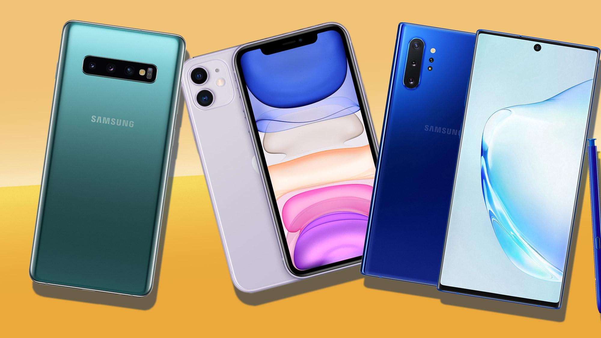 Trendiest Samsung Smartphones