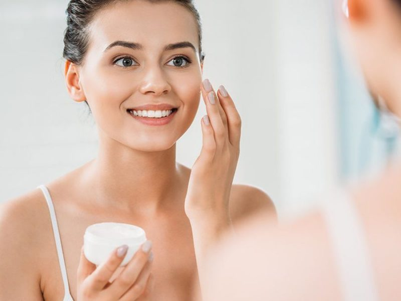 Why is it essential to use a sunscreen regularly?
