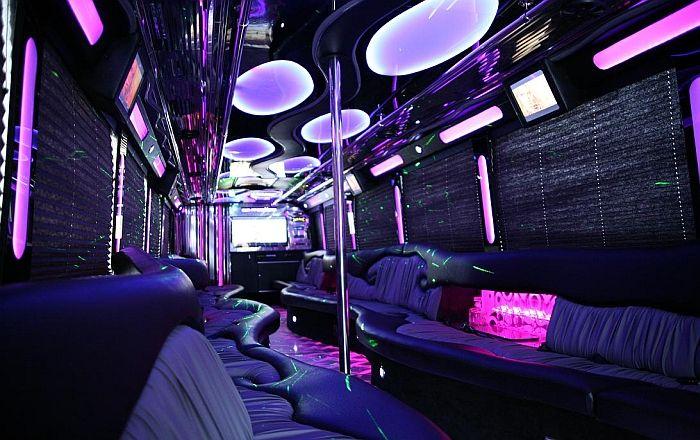Party Bus Service Los Angeles