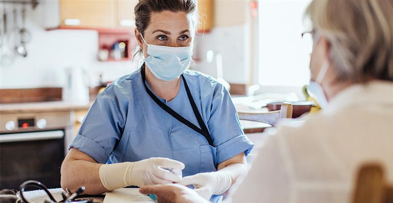 Importance of enrolling in Home health care